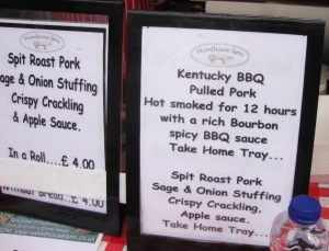 Woodhouse Farm Pulled Pork offer
