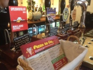Via Fossa Cask Room – Real Ale and Pizza to go (orstay)