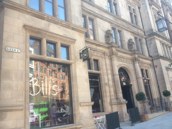 Bills in Nottingham