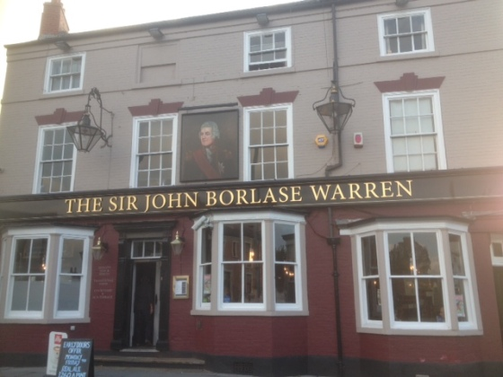 The Sir John Borlese Warren