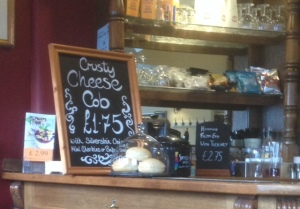 Food Options at The Falcon Inn