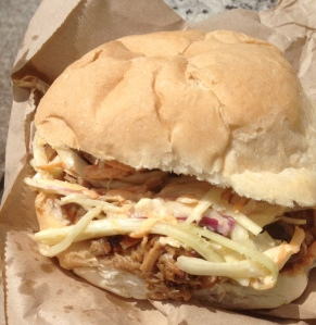 BBQ Pulled Pork at Porco