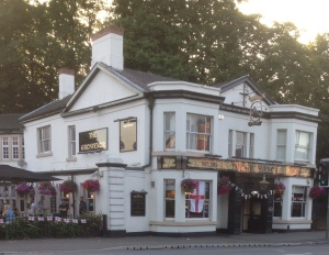 The Grosveor Pub