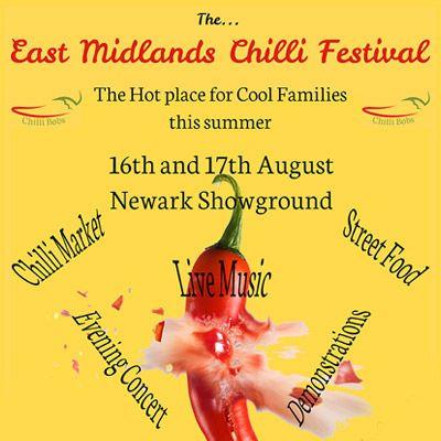 East Midland Chilli Festival