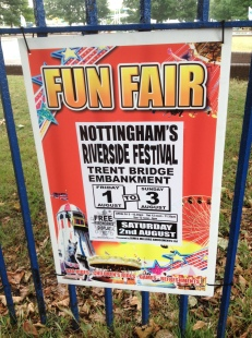 Fun Fair Sign