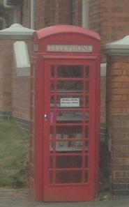 Library Phone Box