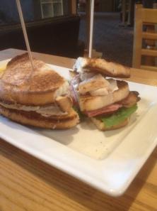 Club Sandwich at the Company Inn