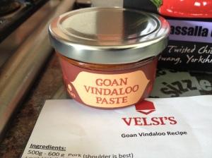 Goan Vindaloo Paste