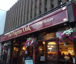 The Pilgrim Oak