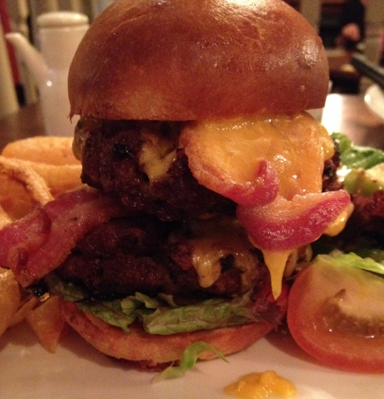 The Chesterfield Burger