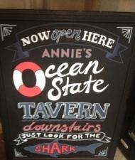 Annie Ocean State Tavern at Annie's BurgerShack