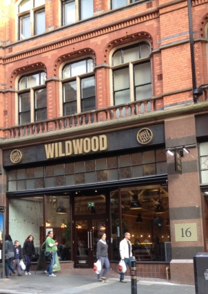 Wildwoood In Nottingham
