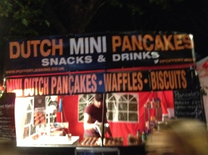 Dutch Mini Pancakes