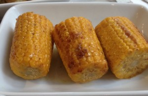 Chilli Corn on the Cob at Pilot