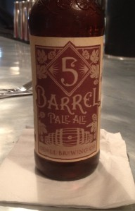 Odells 5 Barrel