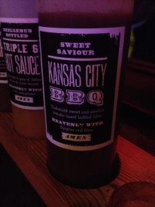 Kansas City BBQ sauce