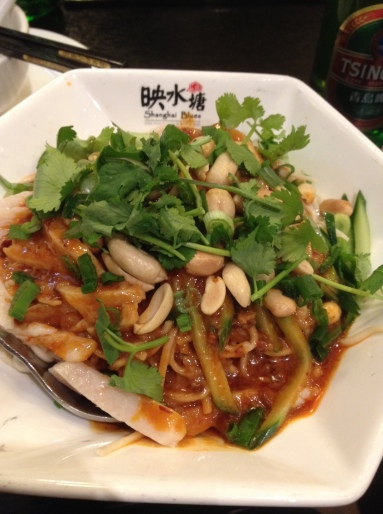 Chengdu Hot Cold Noodles