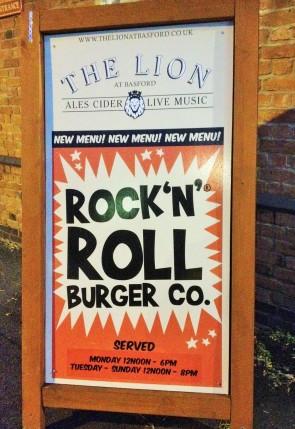 Rock N Roll Burger Company