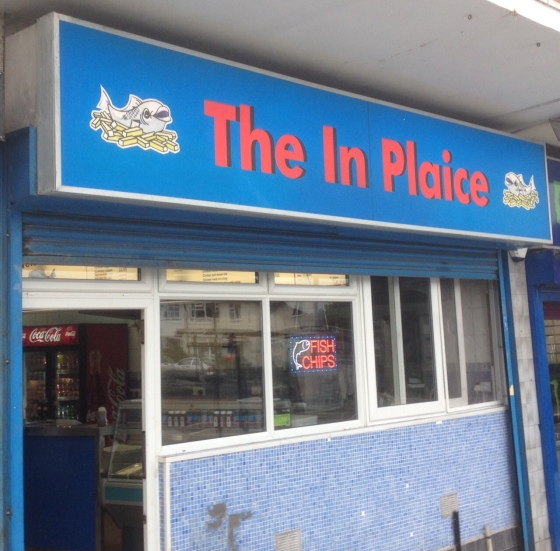 The In Plaice