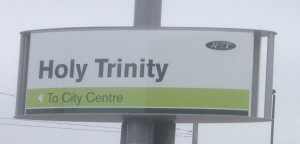 Holy Trinity Tram Stop