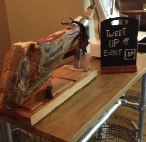 Notts Tweet Up at Baresca
