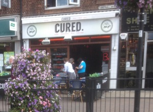 Cured in West Bridgford