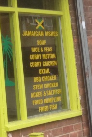 Tasties Travelon in St Anns for some good honest Jamaican Cooking