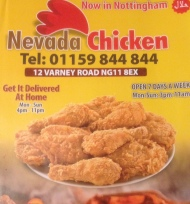 Nevada Chicken in Clifton serving all sorts of Chicken – Ride the NET tram to find them
