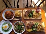 Smoked Kitchen at the Malt Cross – Sampling the NewMenu