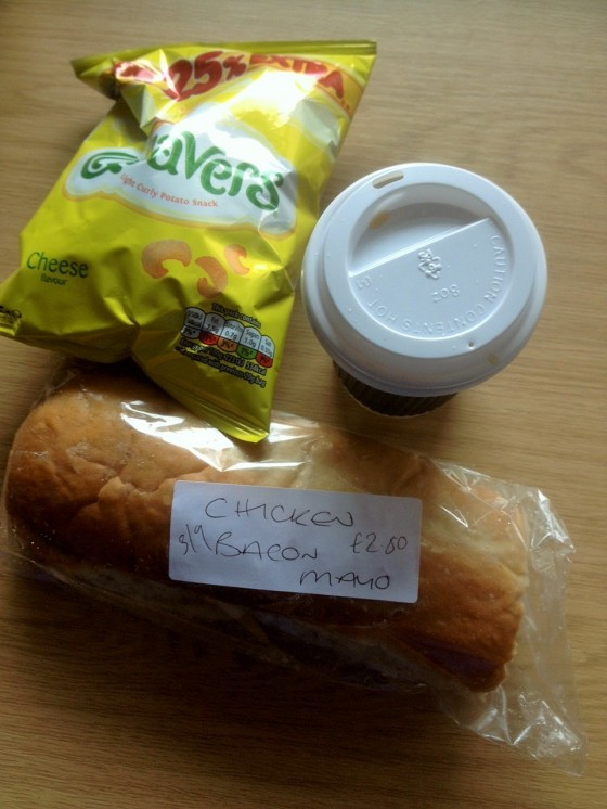 Meal Deal for Lunch