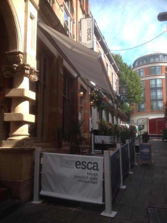 Baresca in Nottingham