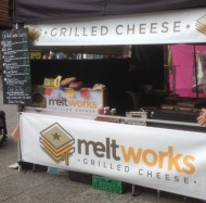 Hunt down Meltworks and try their Excellent Grilled Cheese Artisan Toasties!