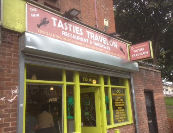 Tasties Travelon in St Anns