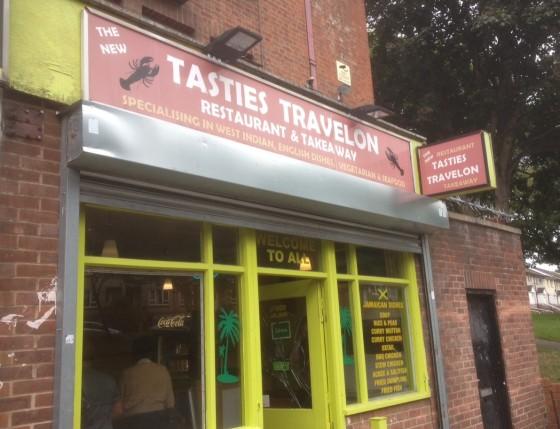 Tasties Travelon in St Anns