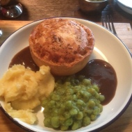Pieminister in Nottingham – Pie, Mash and Peas!