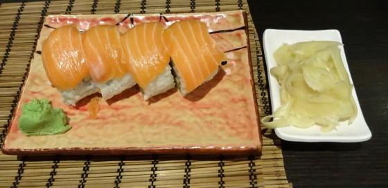 Sushi at Bonzai
