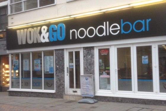 Wok and Go noodle bar