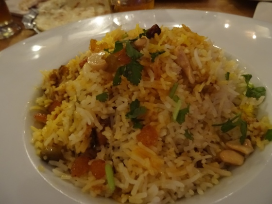 Thalasserry Chicken Biriyani at Kayal