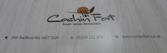 Cohin Fort in Nottingham Address Details