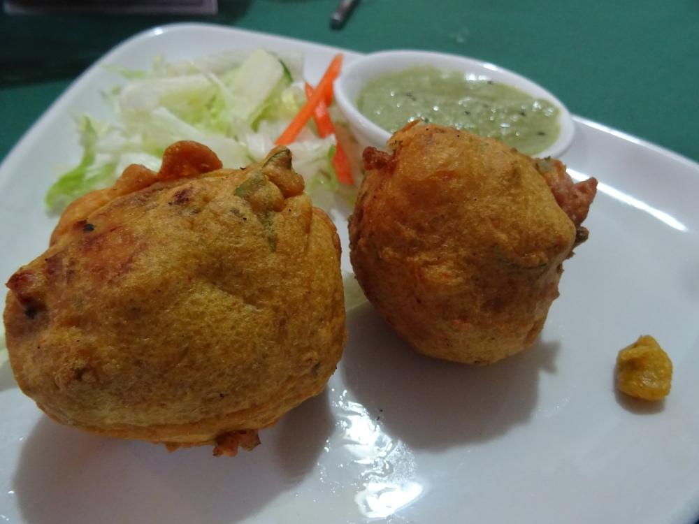 Potato Bonda at Cochin Fort