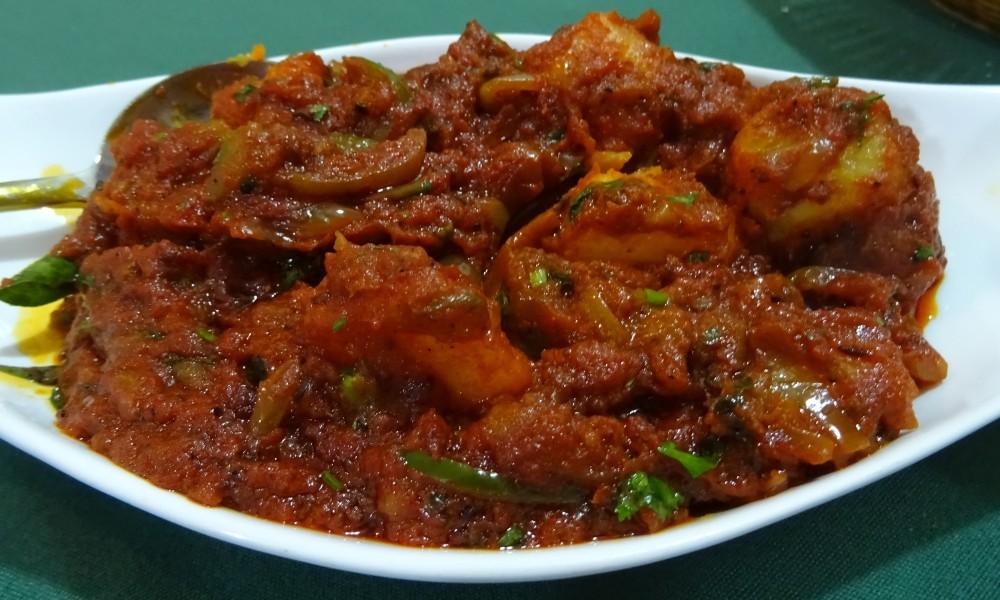 Bombay Potato at Cochin Fort