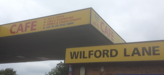 Wilford Lane Garage