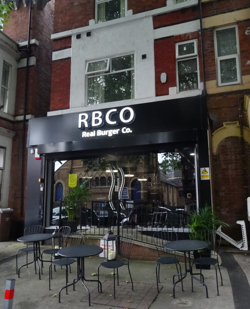 Real Burger Company in Hyson Green