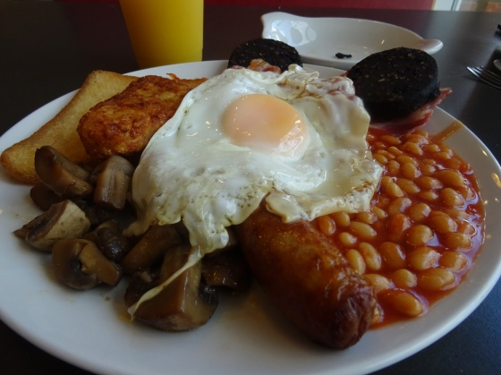 The Big Breakfast at Morrisons
