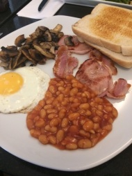 The Piano Cafe in Radcliffe on Trent for someBrunch