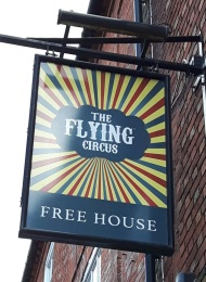 The Flying Circus Pub in Newark – Nice Spot with Local Beers