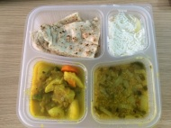 Tasty Thali from Tasty Tiffin – Delivered straight to the Office